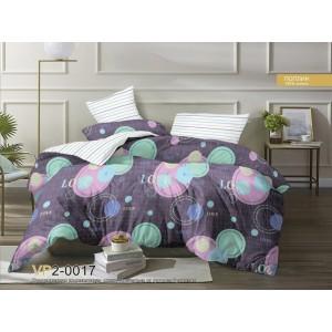 Комплект постельного белья (1,5 спальный) Хлопок (Поплин) ПВ2-1117