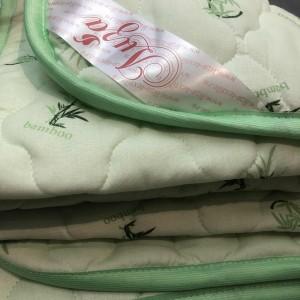 Наматрасник «Бамбук» поплин, 300 гр./м., 140х200 cм