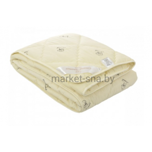 Одеяло «Хлопок» Премиум (ЕВРО, Хлопок/ поплин), 300 гр./м., 200х220см