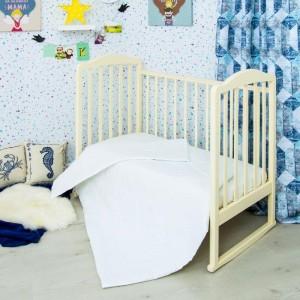 Одеяло детское «Натуральный Бамбук» (в кроватку), 300 гр./м., 110х140см.