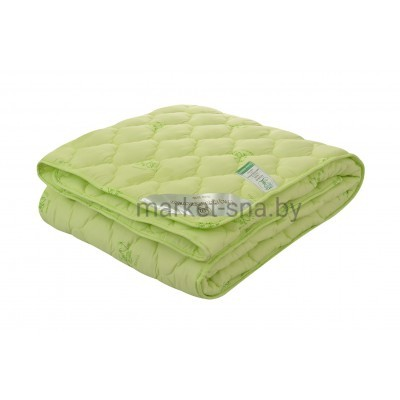 Одеяло «Натуральный бамбук» Комфорт (1,5-СПАЛЬНОЕ), 200 гр./м., 143х205см.