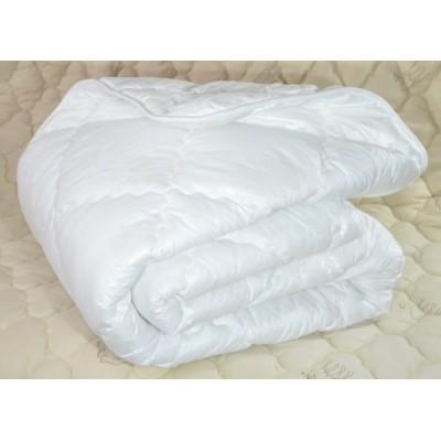 Одеяло «Натуральный бамбук» Премиум (2-СПАЛЬНОЕ, хлопок/тик), 270 гр./м., 172х205см.