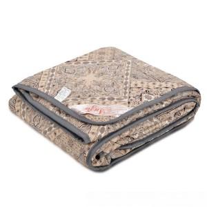 Одеяло «Лён» (ЕВРО-maxi, Льняное волокно/Хлопок), 300 гр./м., 220х240см.