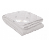 Одеяло «Лён» Премиум  (1,5-СПАЛЬНОЕ, Льняное волокно/Хлопок), 150 гр./м., 140х205см