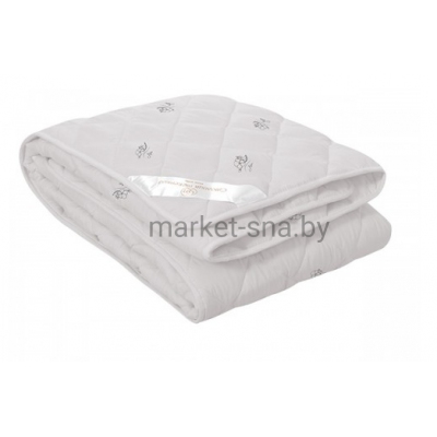 Одеяло «Лён» Премиум  (2-СПАЛЬНОЕ, Льняное волокно/Хлопок), 150 гр./м., 172х205см