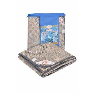 Одеяло «Лён» (ЕВРО, Льняное волокно/Хлопок), 300 гр./м., 200х220см.