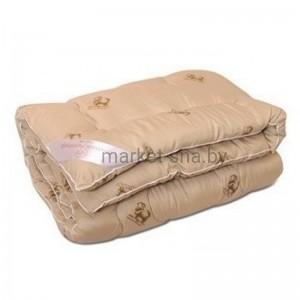 Одеяло «Овечья шерсть» Комфорт (1,5-СПАЛЬНОЕ), 450 гр./м., 143х205см.