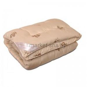 Одеяло «Верблюжья шерсть» Комфорт (ЕВРО), 450 гр./м., 200х220см.