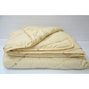 Одеяло «Верблюжья шерсть» Комфорт (1,5-СПАЛЬНОЕ), 200 гр./м., 143х205см.