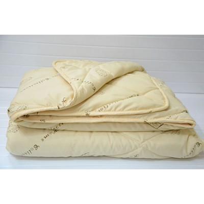 Одеяло «Верблюжья шерсть» Комфорт (ЕВРО), 300 гр./м., 200х220см.