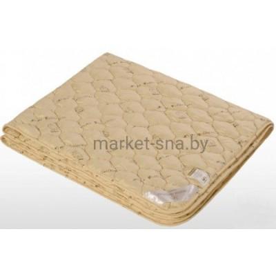Одеяло «Верблюжья шерсть» Комфорт (ЕВРО), 150 гр./м., 200х220см.