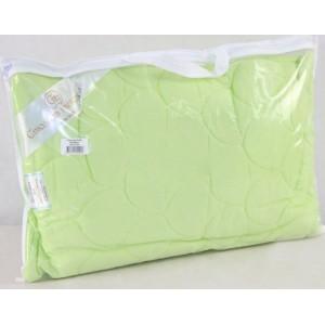 """Подушка Детская""""Натуральный бамбук"""" (40x60, сумка, хлопок, съемный чехол)"""