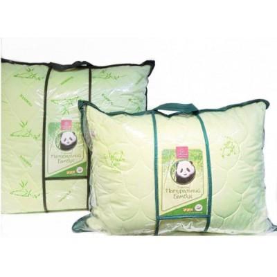 "Подушка ""Натуральный бамбук"" Комфорт (50x70, сумка)"