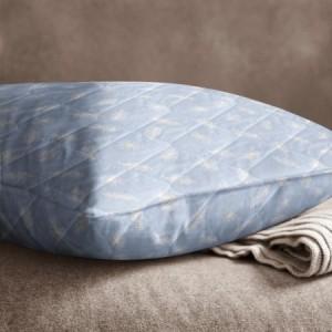 Подушка стёганая «Лебяжий пух» (50x70, бязь)