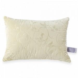 "Подушка ""Шелк"" (70x70, хлопок/сатин-жаккард, шёлковое волокно термоскрепленное, 150 гр./м2)"