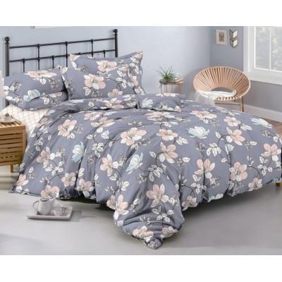 Комплект постельного белья (1,5 спальный) Хлопок (Поплин) TJ-6462