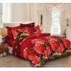 Комплект постельного белья (1,5 спальный) Хлопок (Поплин) CT-2109