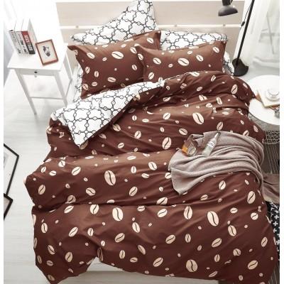 Комплект постельного белья Viola (1,5 спальный) Хлопок (Сатин) Т-237