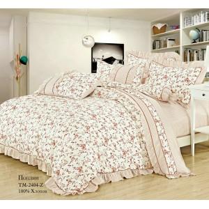 Комплект постельного белья (2-х спальный) Хлопок (Поплин) TM-2404-Z