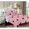 Комплект постельного белья (2-х спальный-Евро) Хлопок (Поплин) СТ-2112-Z