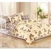 Комплект постельного белья (2-х спальный-Евро) Хлопок (Поплин) CT-4404-Z
