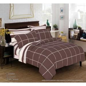Комплект постельного белья (2-х спальный-Евро) Хлопок (Поплин) СТ-1212-Z