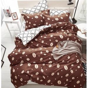 Комплект постельного белья Viola (2-х спальный-Евро) Хлопок (Сатин) Т-237