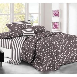 Комплект постельного белья (Евро) Хлопок (Поплин) СТ-621-Z