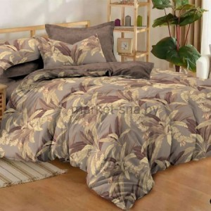Комплект постельного белья Viola (Семейный/Дуэт) Хлопок (Сатин) Т-077
