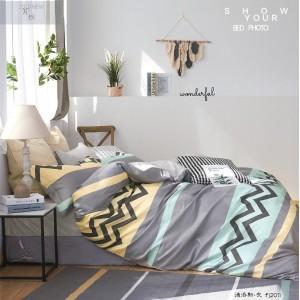 Комплект постельного белья Viola (Евро maxi) Хлопок (Сатин) Т2-349